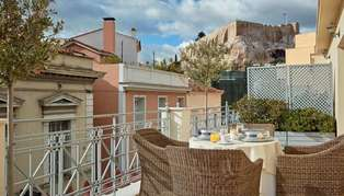 AVA Hotel & Suites, Athens, Greece