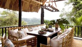 Copal Tree Lodge, Belize