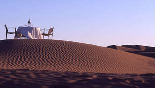Dar Ahlam Nomad Dunes Camp, Morocco