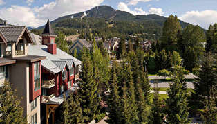 Delta Whistler Village Suites, Canada