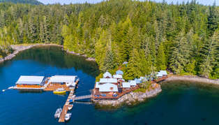 Farewell Harbour Lodge, Canada