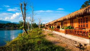 Riverside at Hsipaw Resort, Burma (Myanmar)