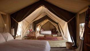 Serian's Serengeti South Camp, Ngorongoro Crater