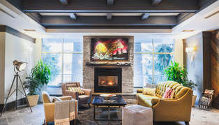 Summit Lodge, Whistler, Canada