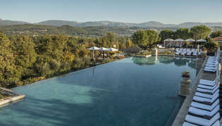 Terre Blanche Hotel, Provence, France