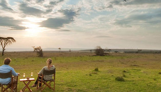Offbeat Mara Camp, Kenya