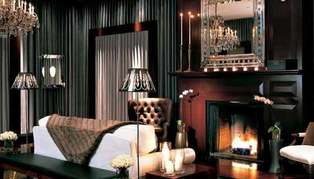 The Clift hotel, San Francisco
