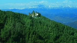 Oberoi Wildflower Hall, Shimla in the Himalayas, India