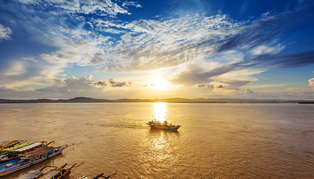 The Irrawaddy, Burma (Myanmar)